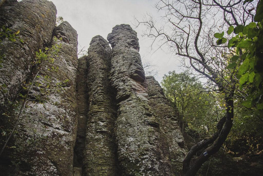 Szent György-hegyi bazaltorgonák